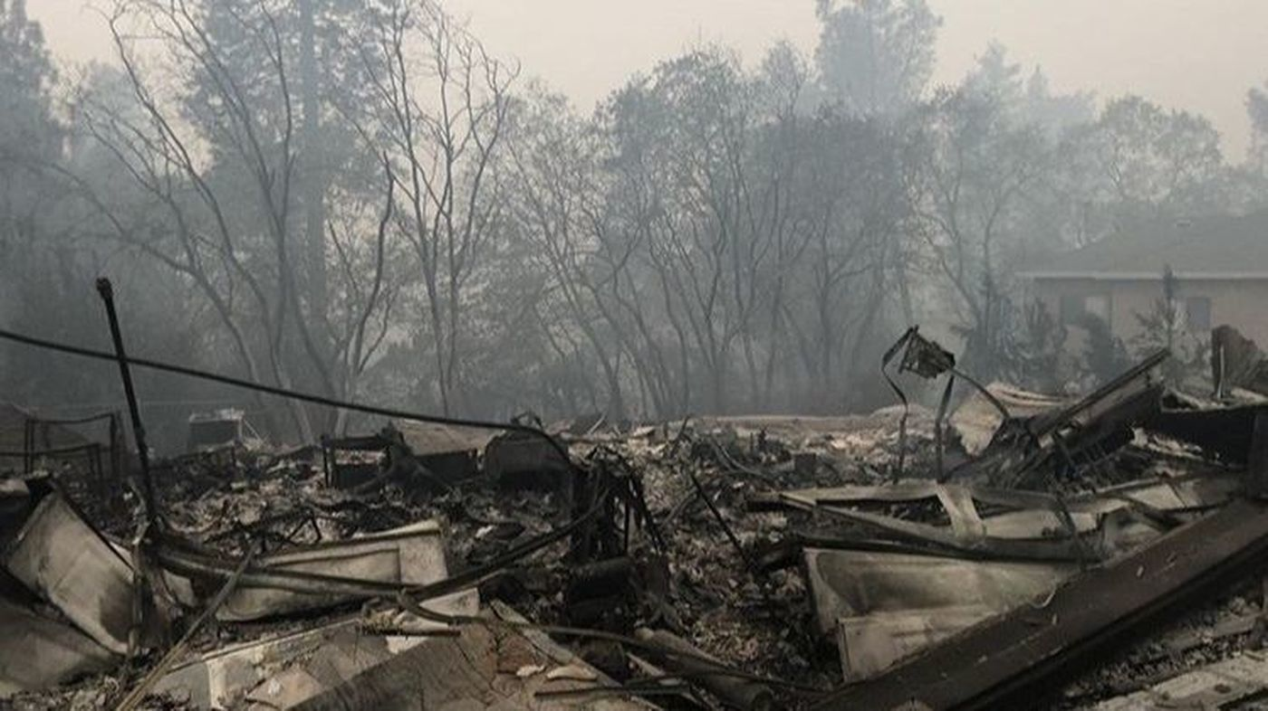 After 54 years at Laguna Beach home, a family moved to Paradise. Three weeks later, they lost everything in the Camp fire
