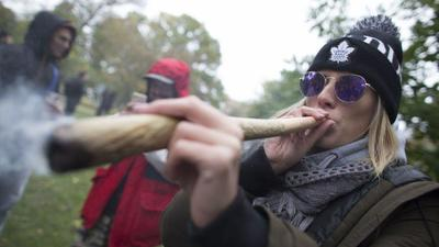 Legalize pot in Pennsylvania? Highly unlikely anytime soon