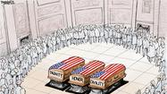 Browse political cartoons for the week of December 3