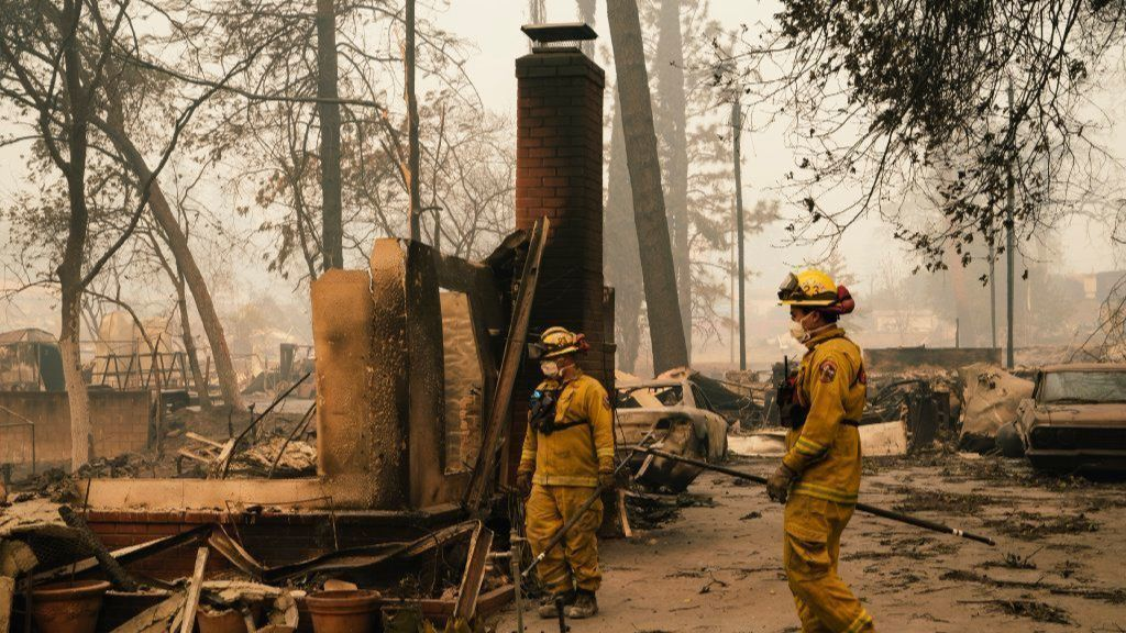 Insurer Merced went belly up after Camp fire. Here's what policyholders need to know