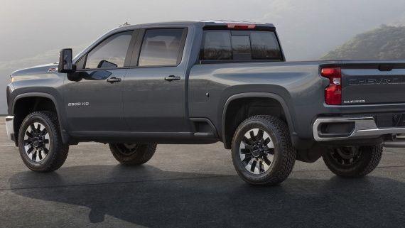 Chevrolet Silverado HD 2020 B