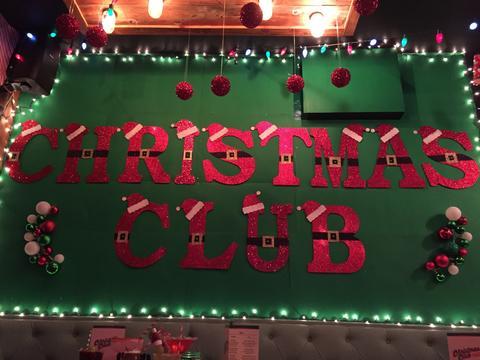 Christmas Club,3462 N Clark St. in Wrigleyville is open through Jan. 1, 2019.