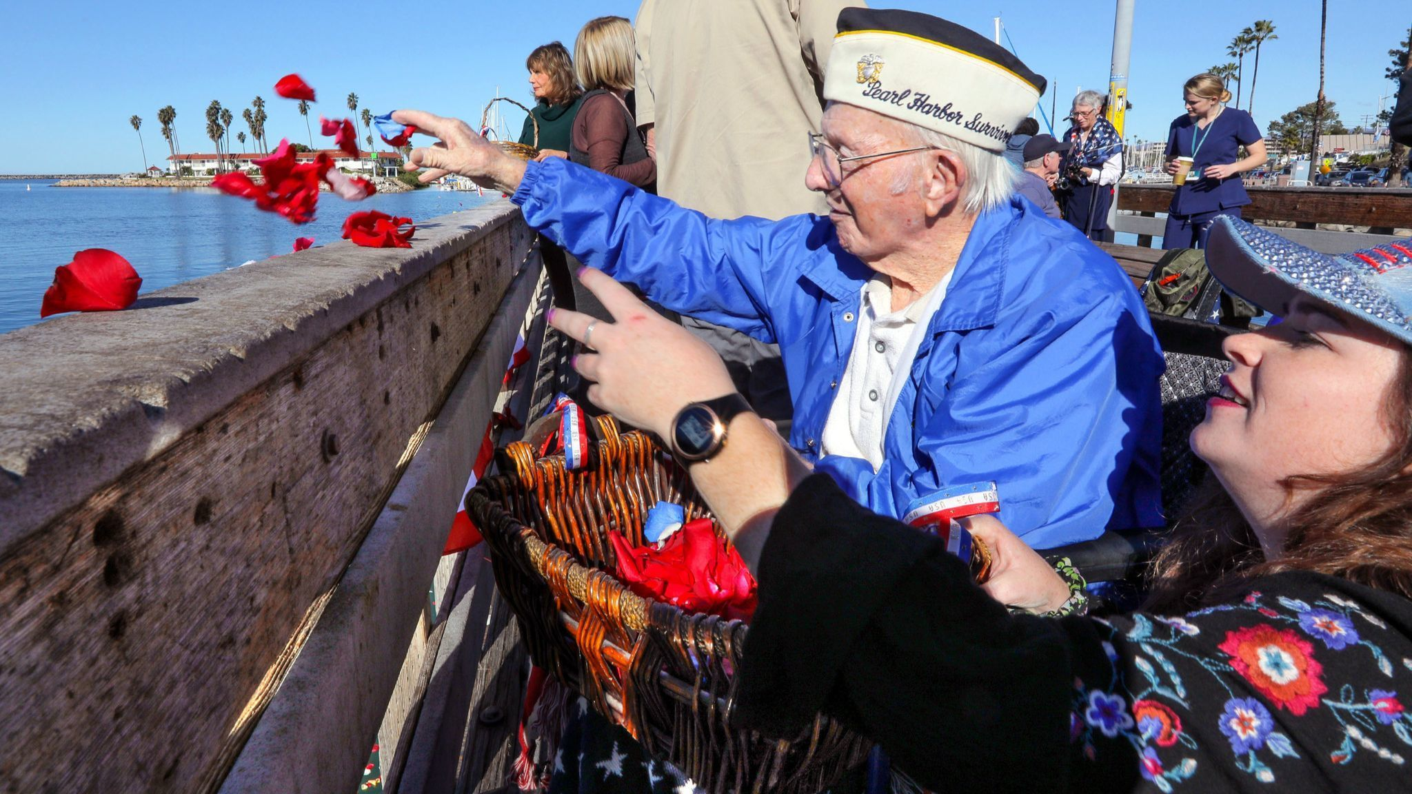 Service honors two North County Pearl Harbor veterans