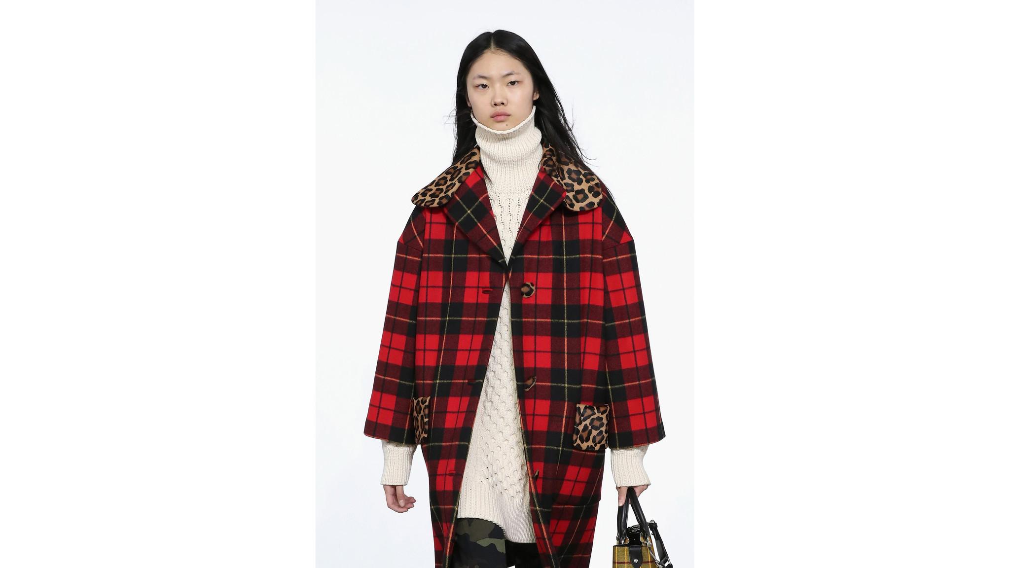Top 5 winter coat trends