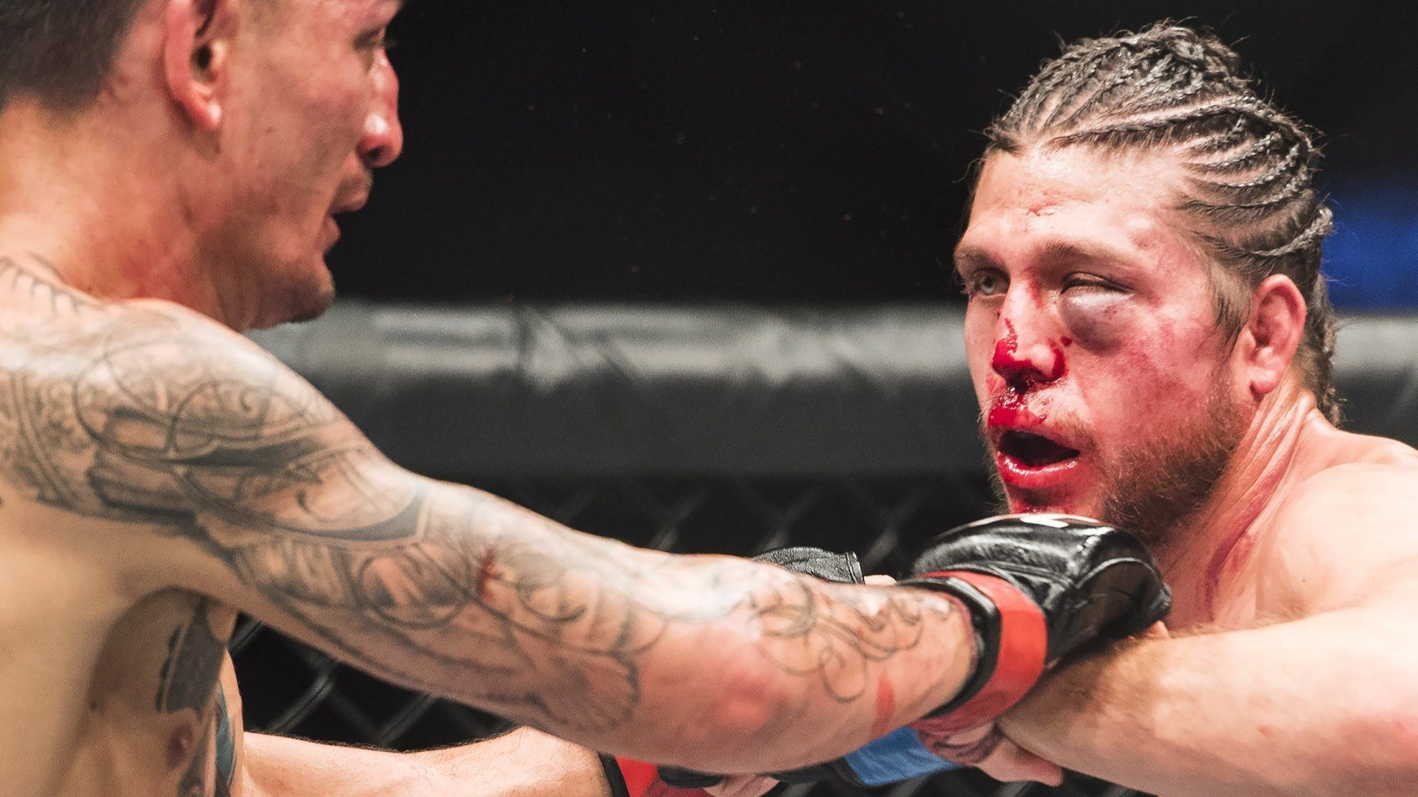 What's next after epic slugfest by Max Holloway and Brian Ortega set a UFC record for most significant strikes?