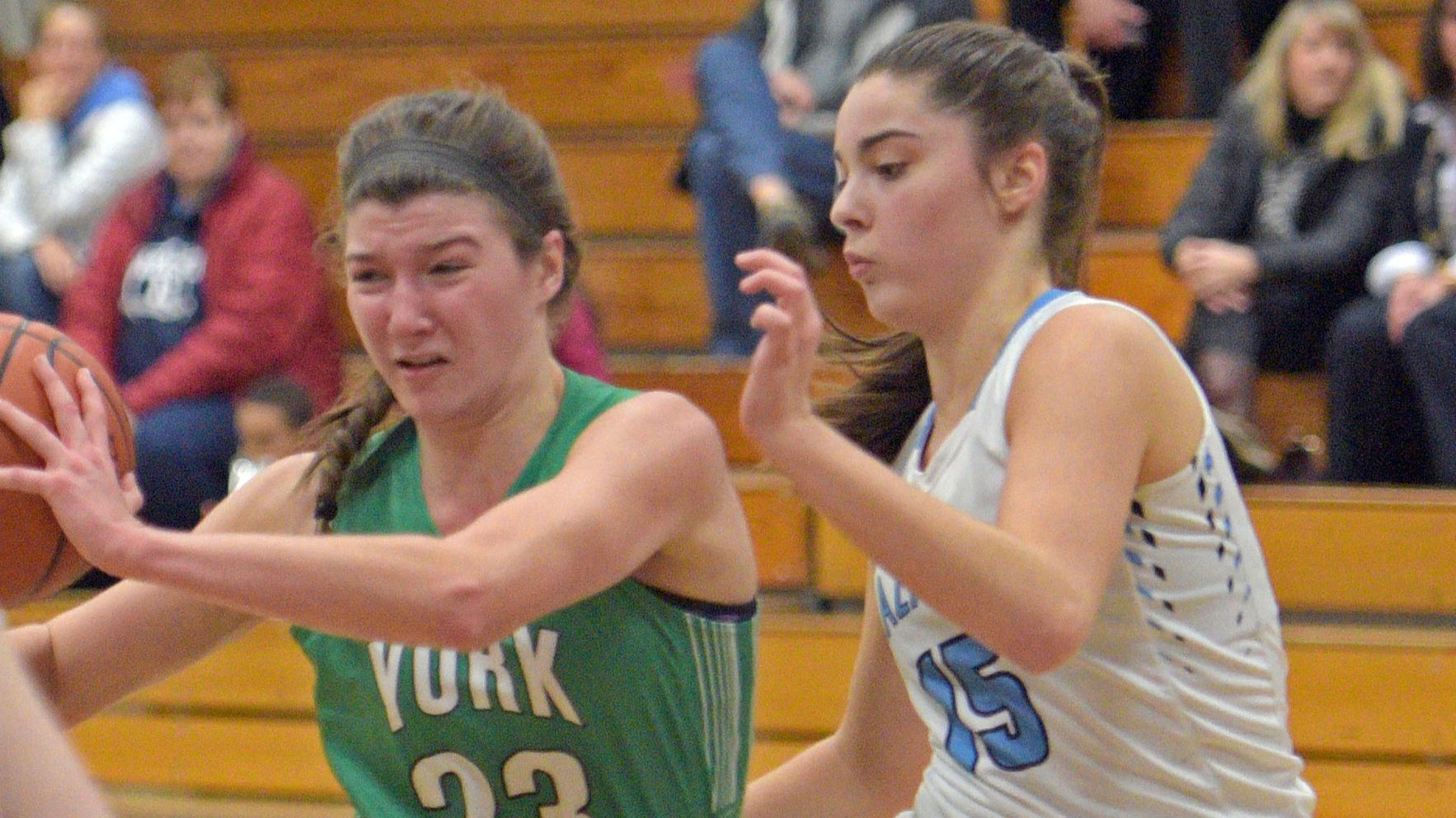 Franchesca Metz is Nazareth's X-factor in pursuit to avenge 3A final loss
