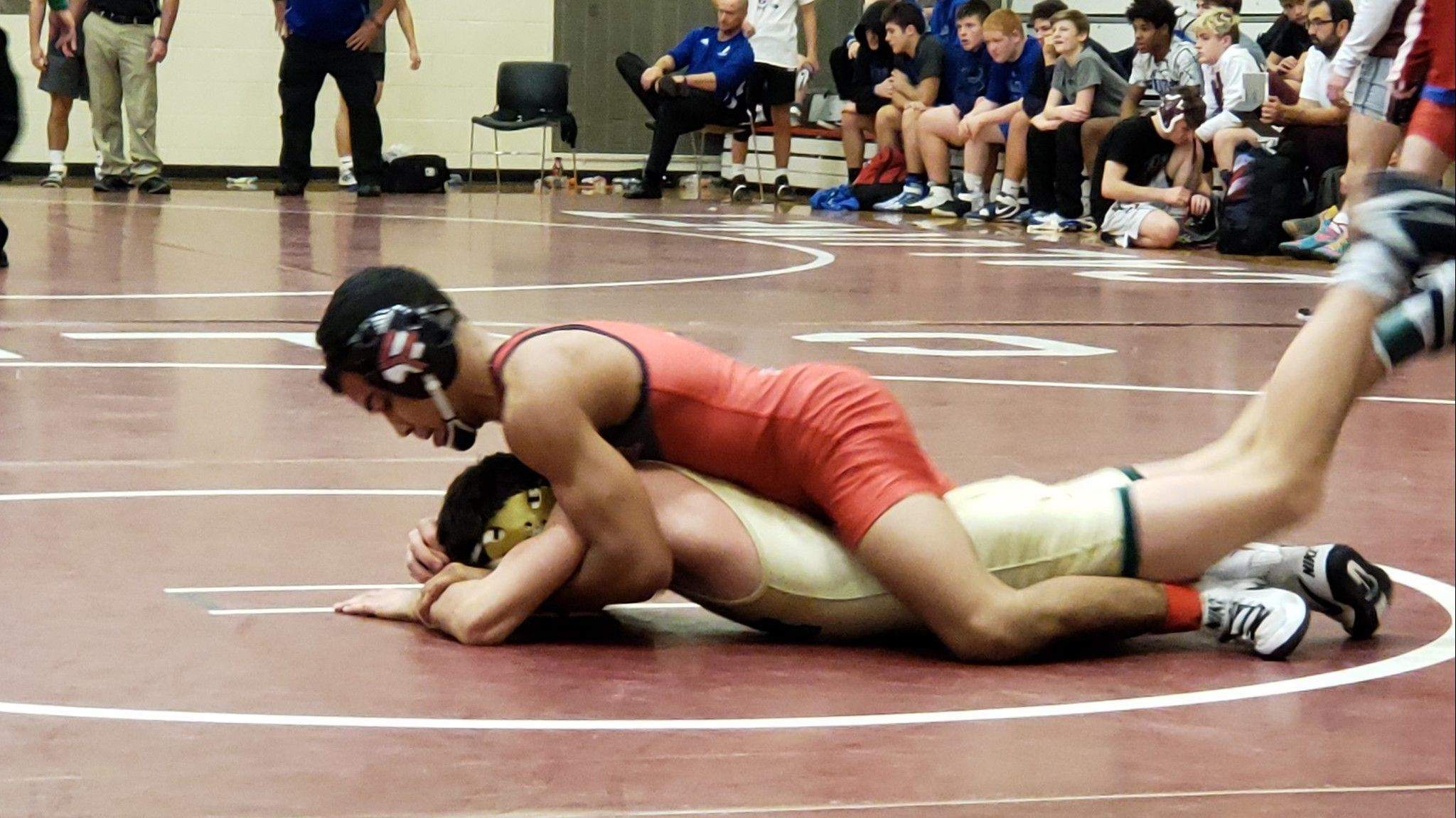 Wrestling notes: Portage's Jacob Moran plans to take 'gap year' in Colorado Springs before moving on to IU