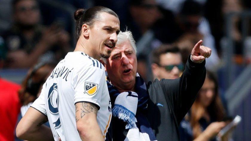 Former Galaxy coach Sigi Schmid hospitalized