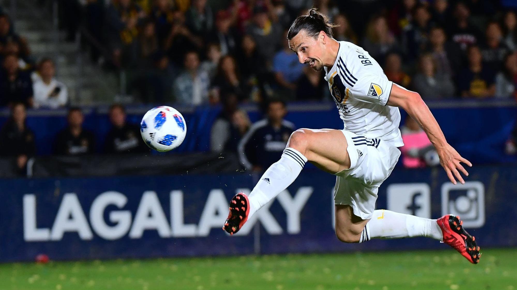 Zlatan Ibrahimovic agrees to return to the Galaxy for 2019 season
