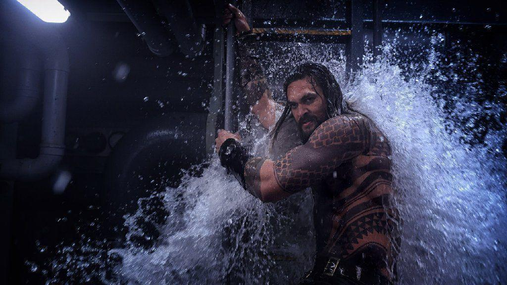 Review: 'Aquaman' makes a splash with underwater spectacle galore and Jason Momoa's superheroic star turn