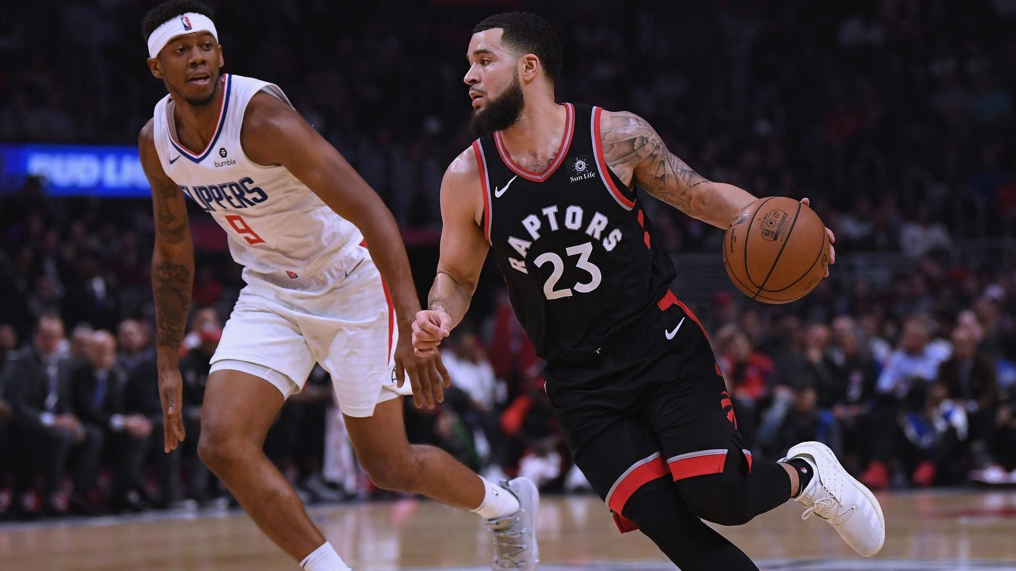 Clippers suffer through an off night in 123-99 loss to Raptors