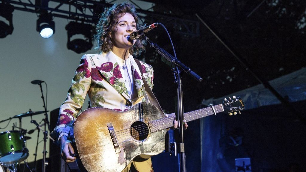 Brandi Carlile feels the long-overdue love from the Grammys