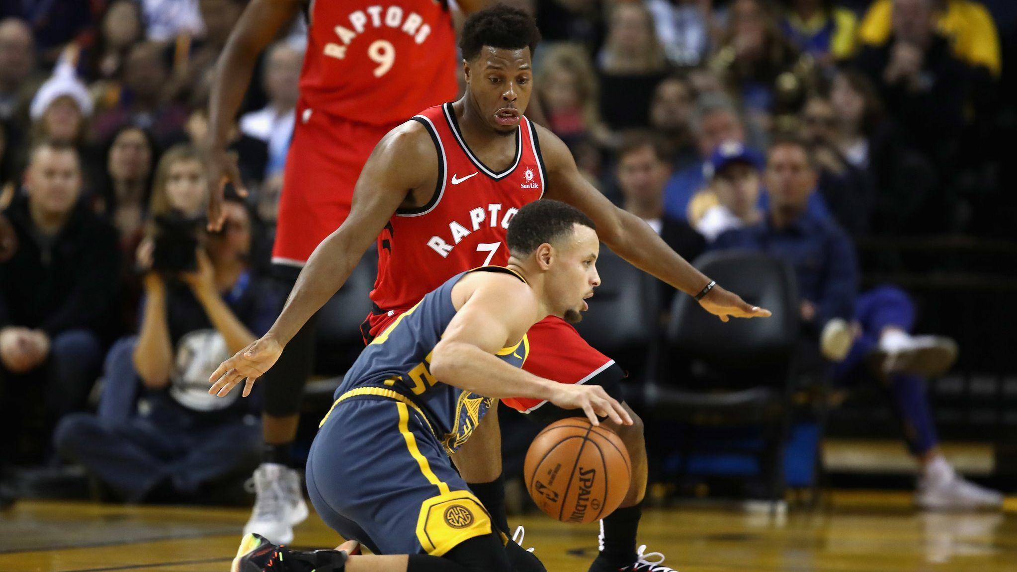 Raptors rout Warriors 113-93 without Kawhi Leonard to complete season sweep