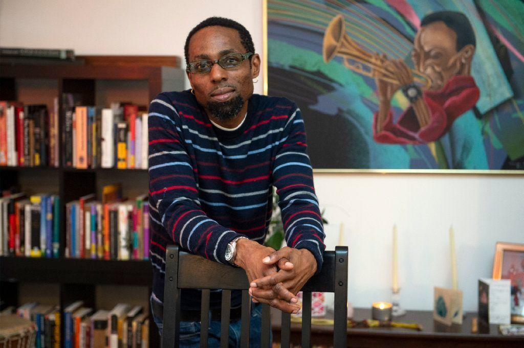 Who is Frederick-Douglass Knowles II, Hartford's first poet laureate?