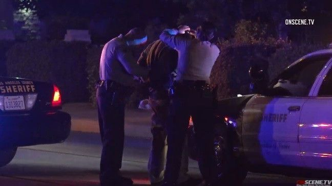 Five arrested following fatal shooting that triggered pursuit in East L.A.