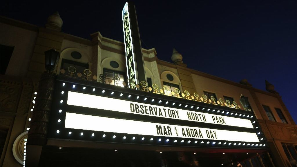 Live Nation, world's largest concert promoter, to exclusively book Observatory North Park and Santa Ana venues