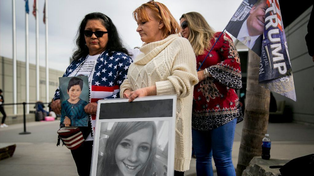Angel Mothers urge Democrats to fund border wall