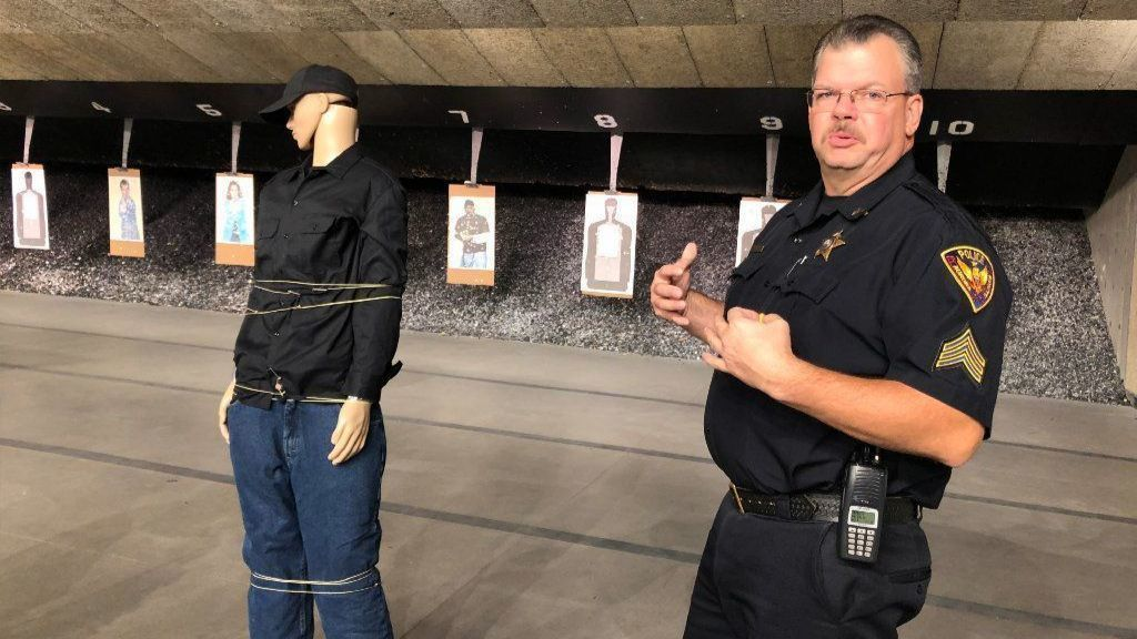 Aurora police testing the Bola Wrap, a Taser alternative that shoots rope to restrain suspects
