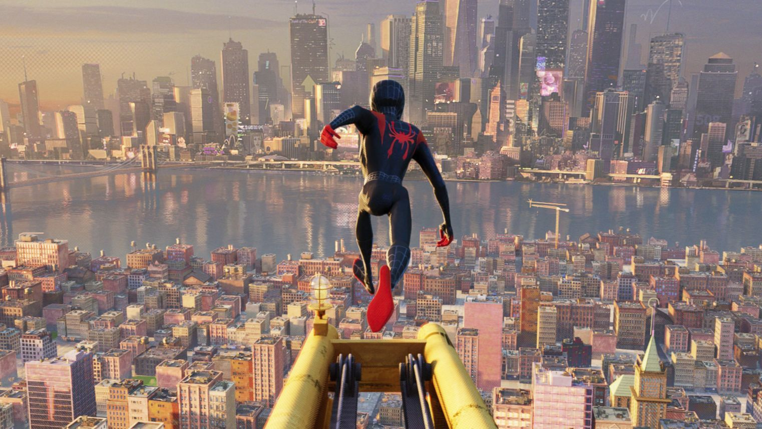 'Spider-Man: Into the Spider-Verse' tops the box office as 'The Mule' and 'Mortal Engines' land among the top five