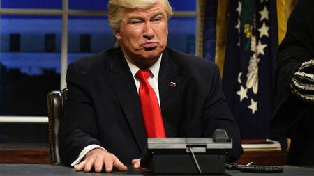 2016 Presidential Election Snl Offered Its A Wonderful Trump President Trump Was Not Amused