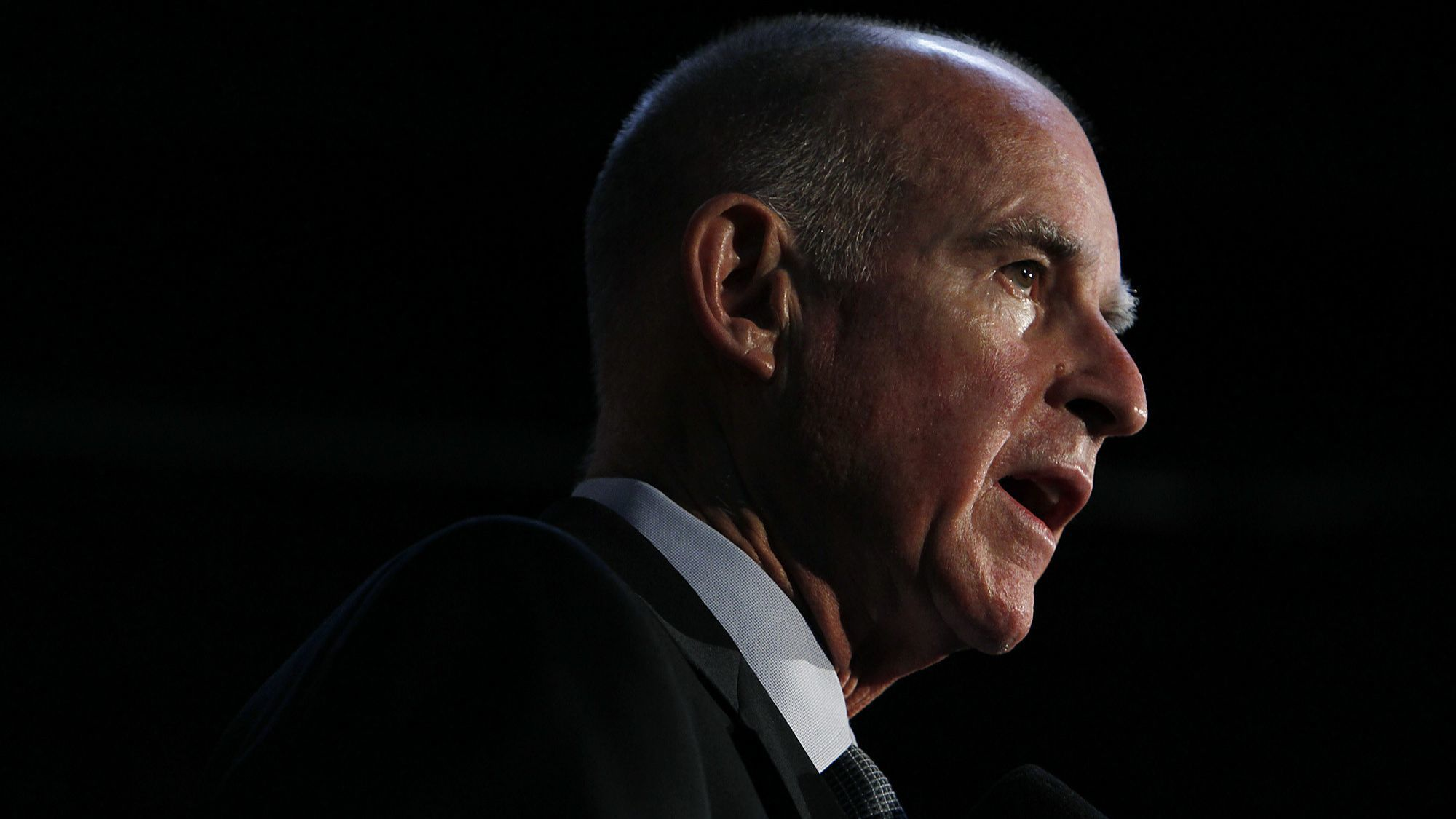 Did Jerry Brown do enough on climate change?