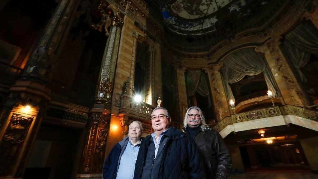 No curtains for the Uptown Theatre, thanks to longtime guardians