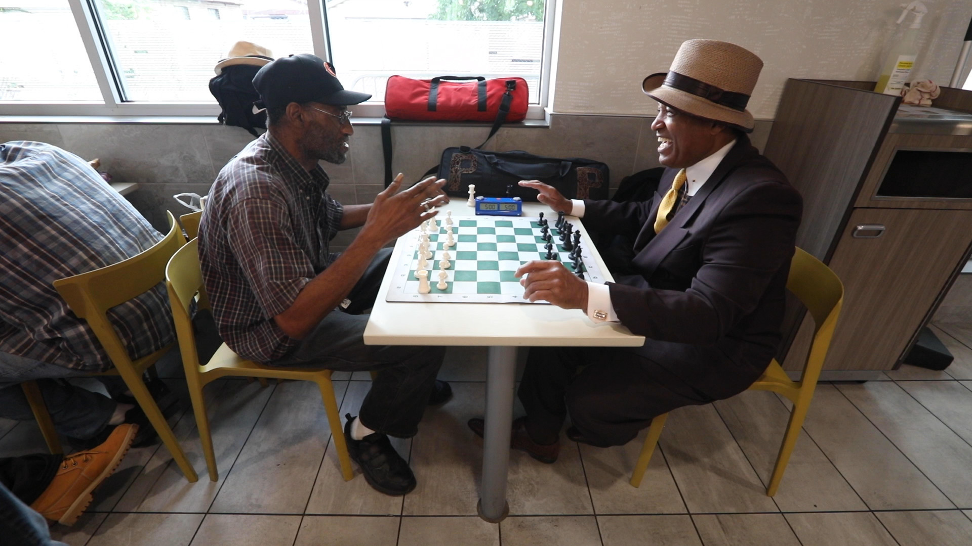 Burgers Fries And Chess On The South Side