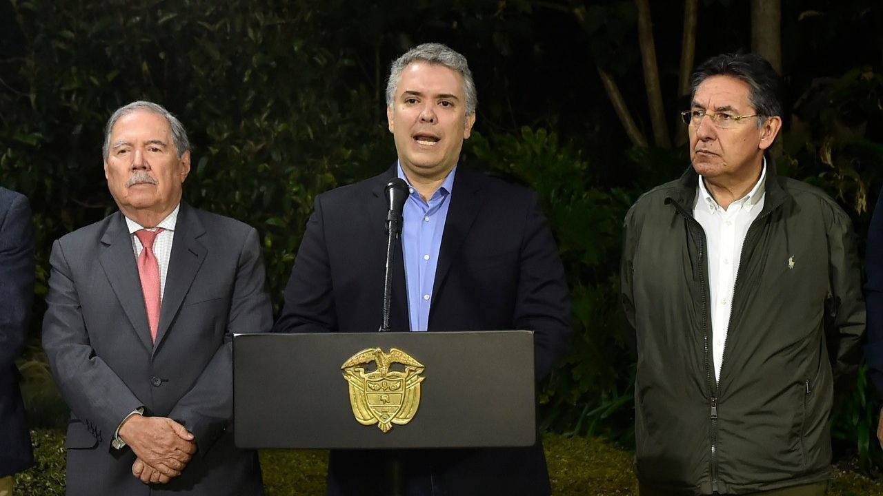 Colombia said to have killed one of its most wanted fugitives