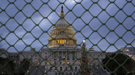 Shutdown To Stretch Until At Least Thursday As Senate Adjourns With No Budget Deal