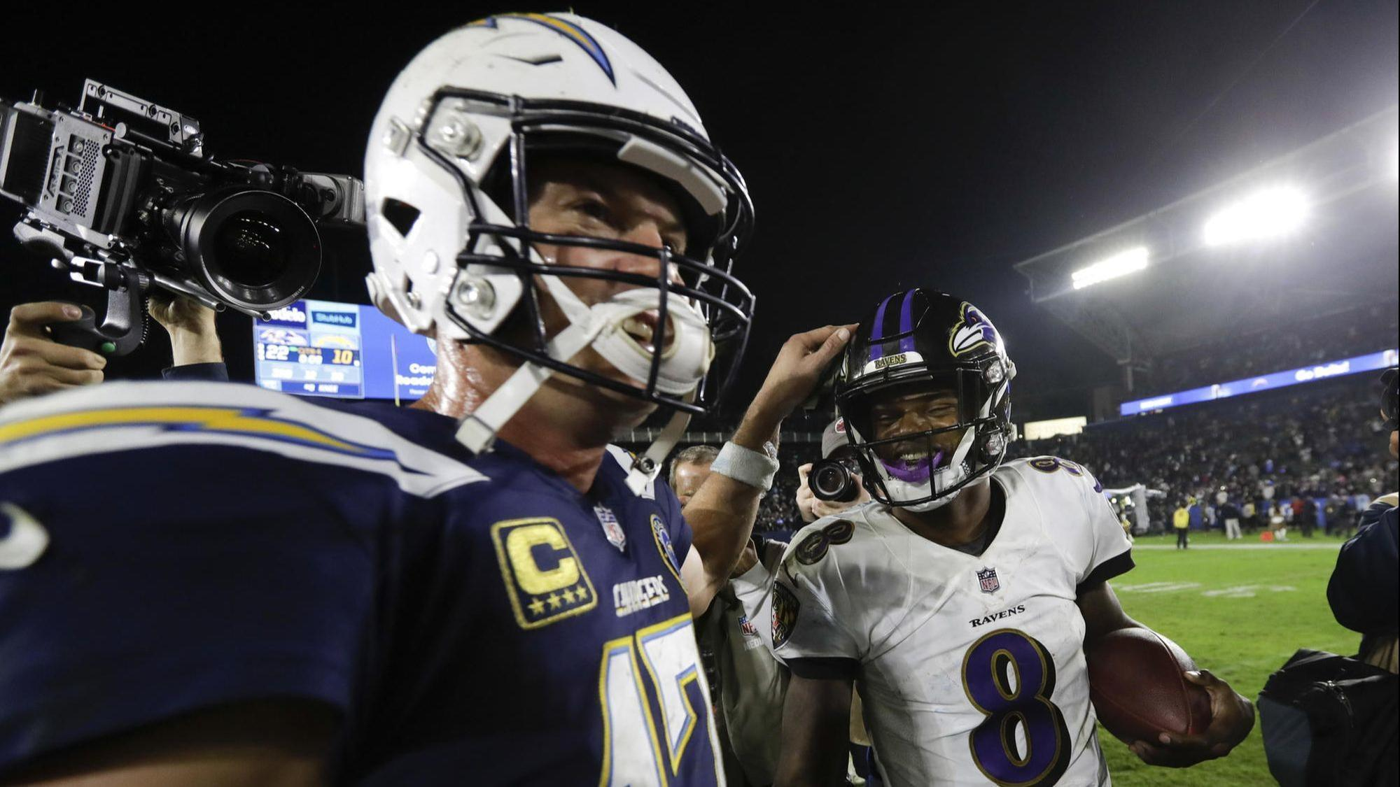 Image result for ravens chargers