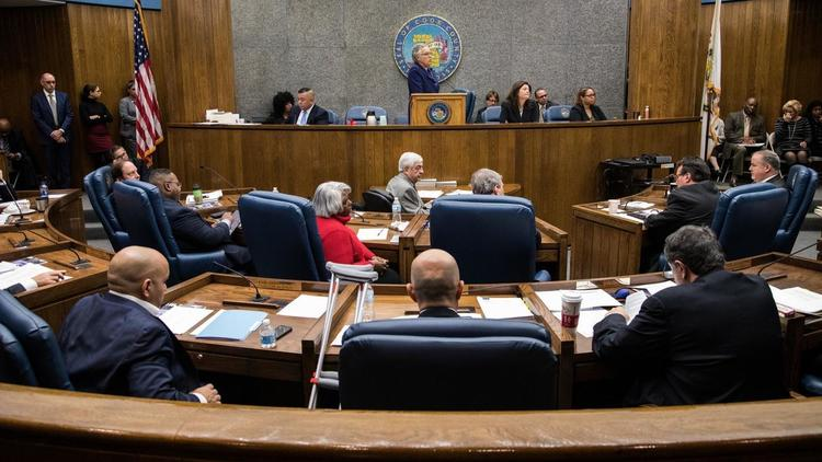 Cook County Board