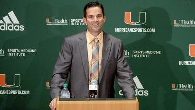 Hyde: Now the hard work begins for Manny Diaz at helm of Hurricanes | Commentary