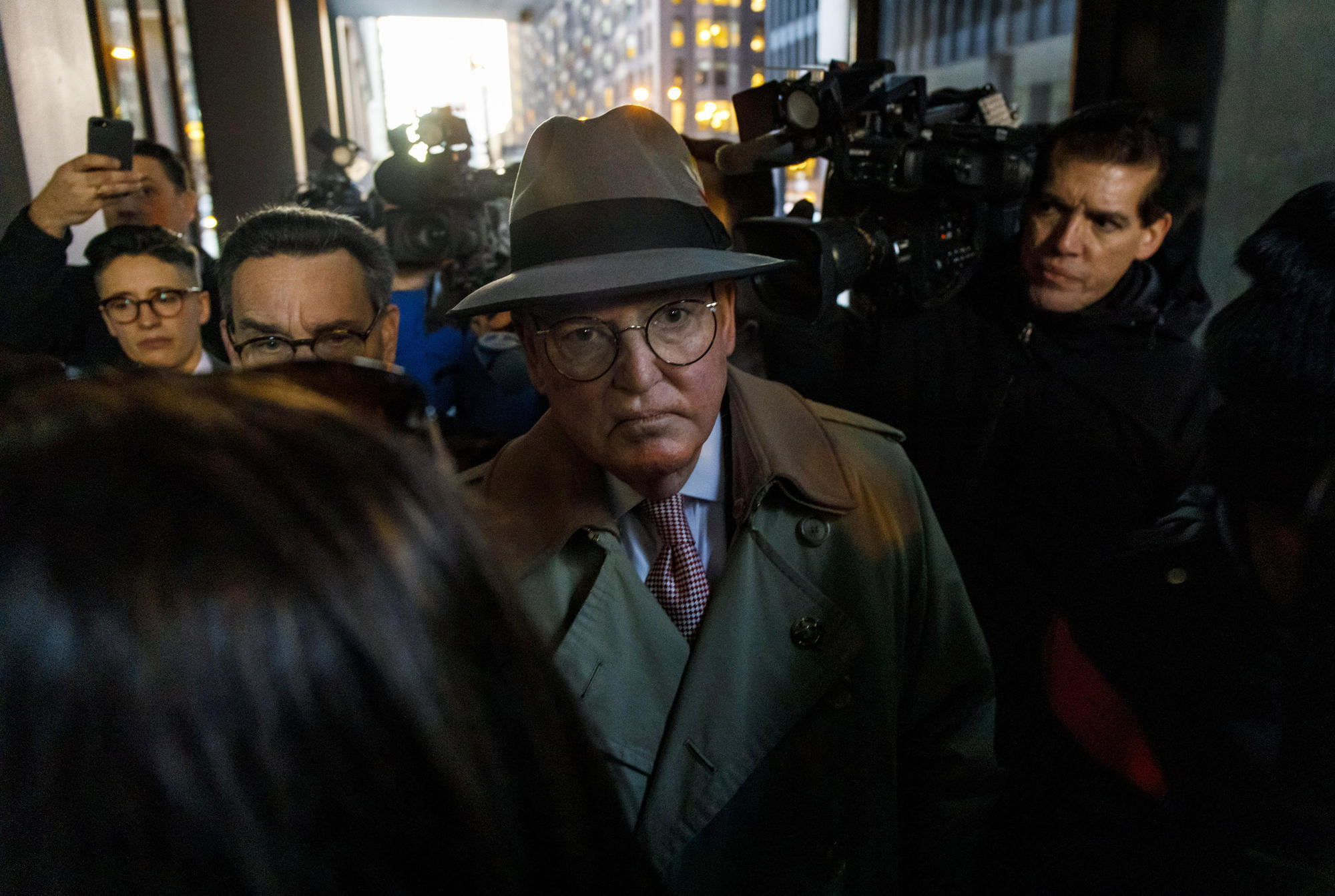 Feds Charge Ald Edward Burke Allege Wiretap On Cellphone Captures