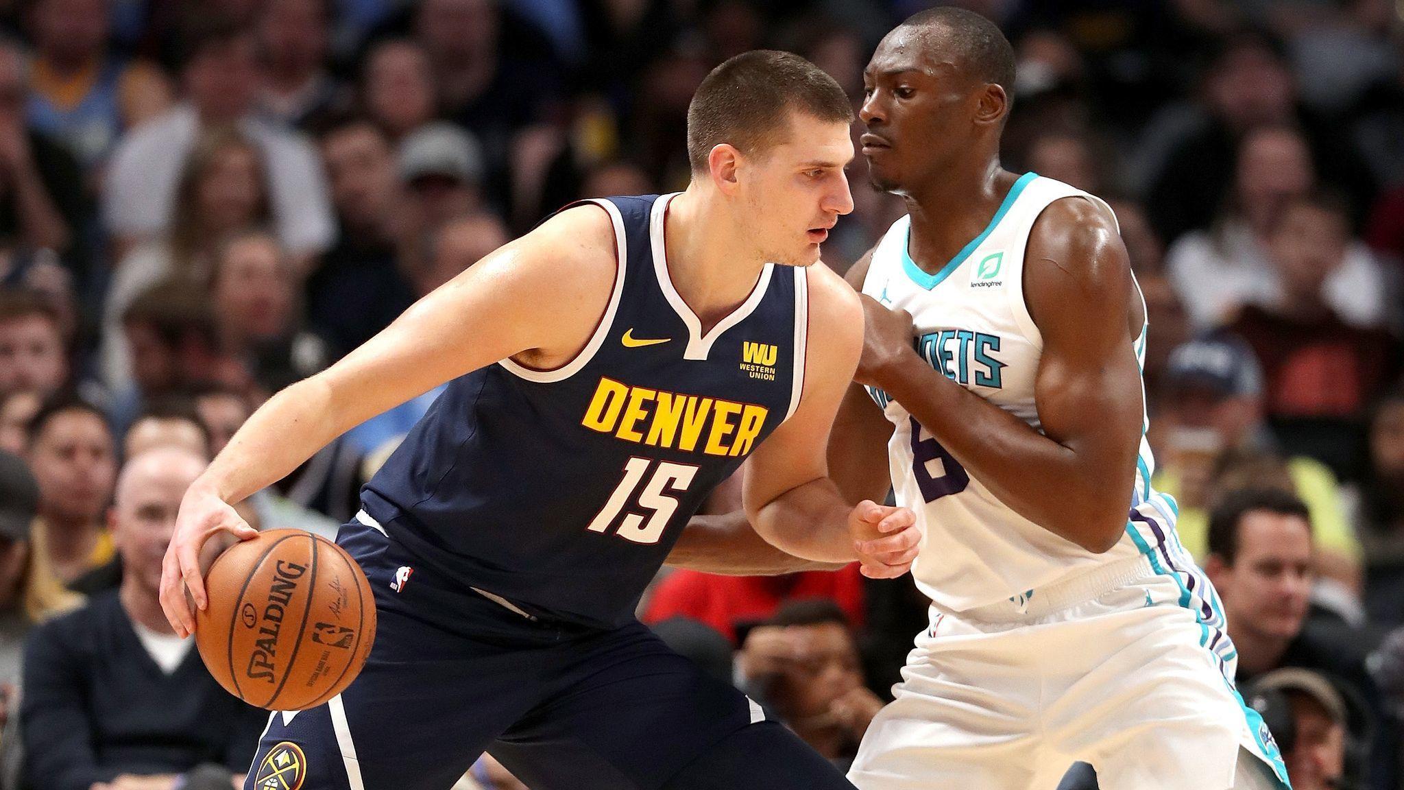 NBA: Nikola Jokic has season-high 39 points, Nuggets top Hornets