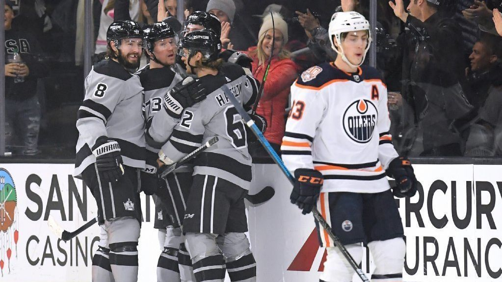 What we learned from the Kings' 4-0 shutout of the Edmonton Oilers