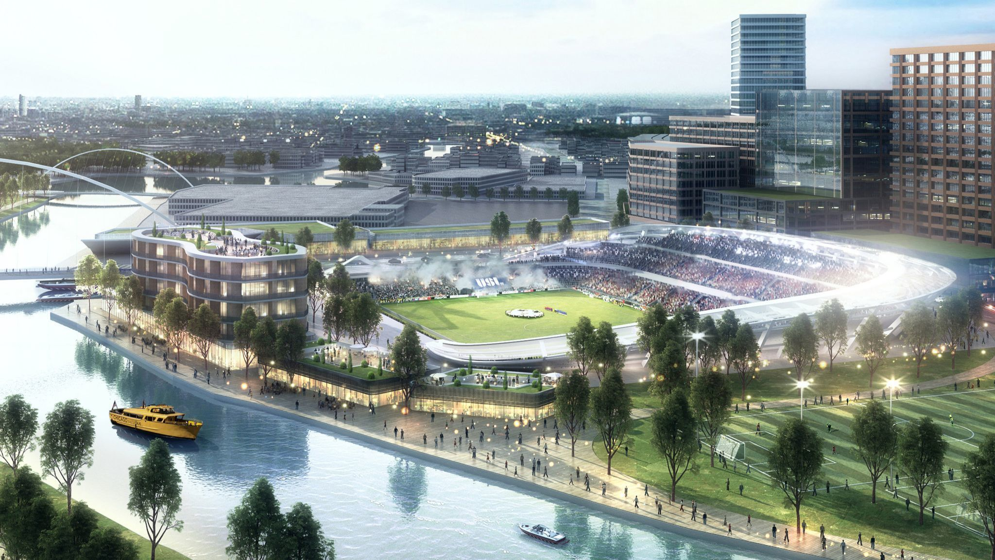 Alderman expected to reject 20,000-seat soccer stadium proposal on North Side