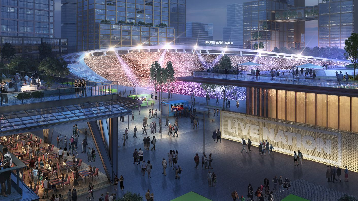 Lincoln Yards plan will scrap 20,000-seat stadium, Live Nation entertainment district