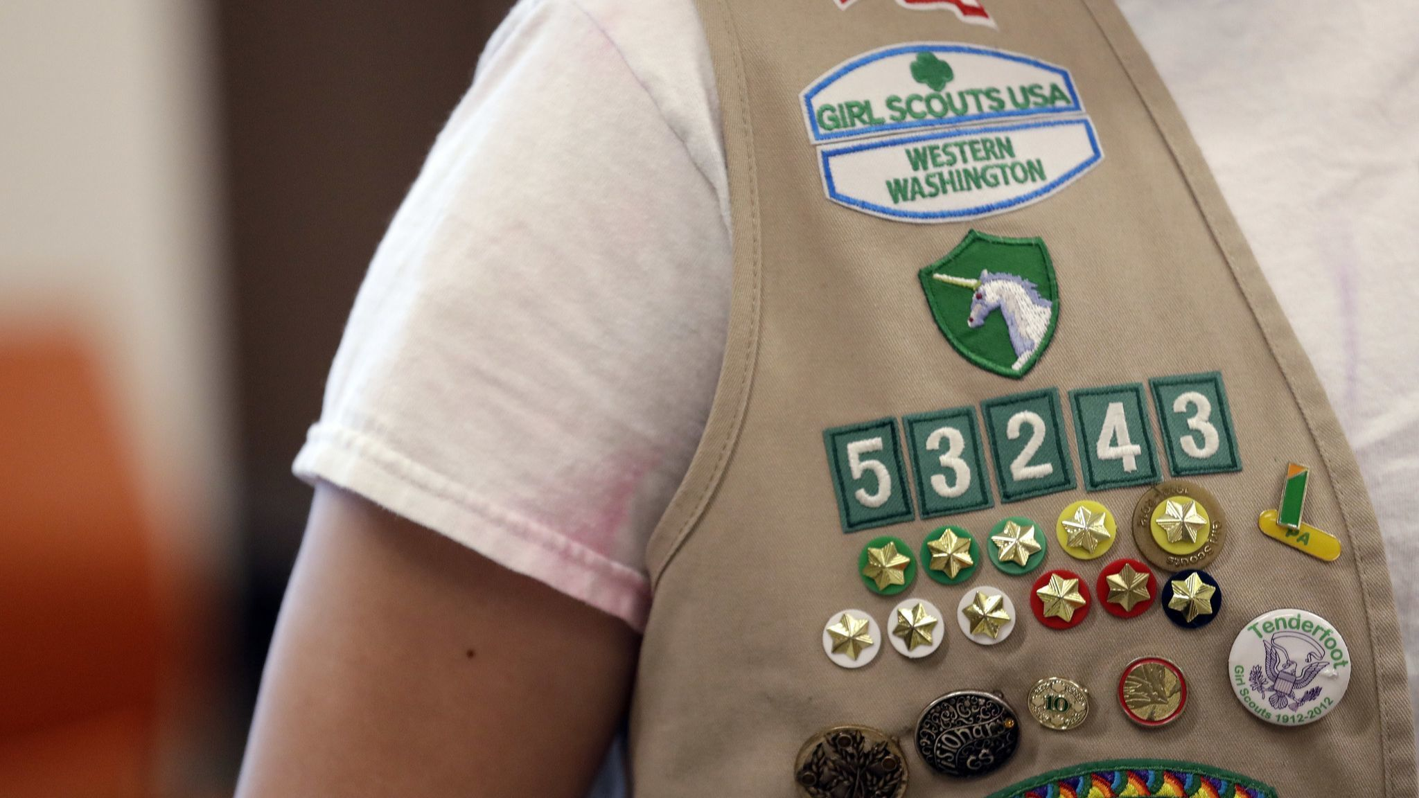 Every day is take your baby to work day at Girl Scouts of Greater Iowa, and more companies should follow suit