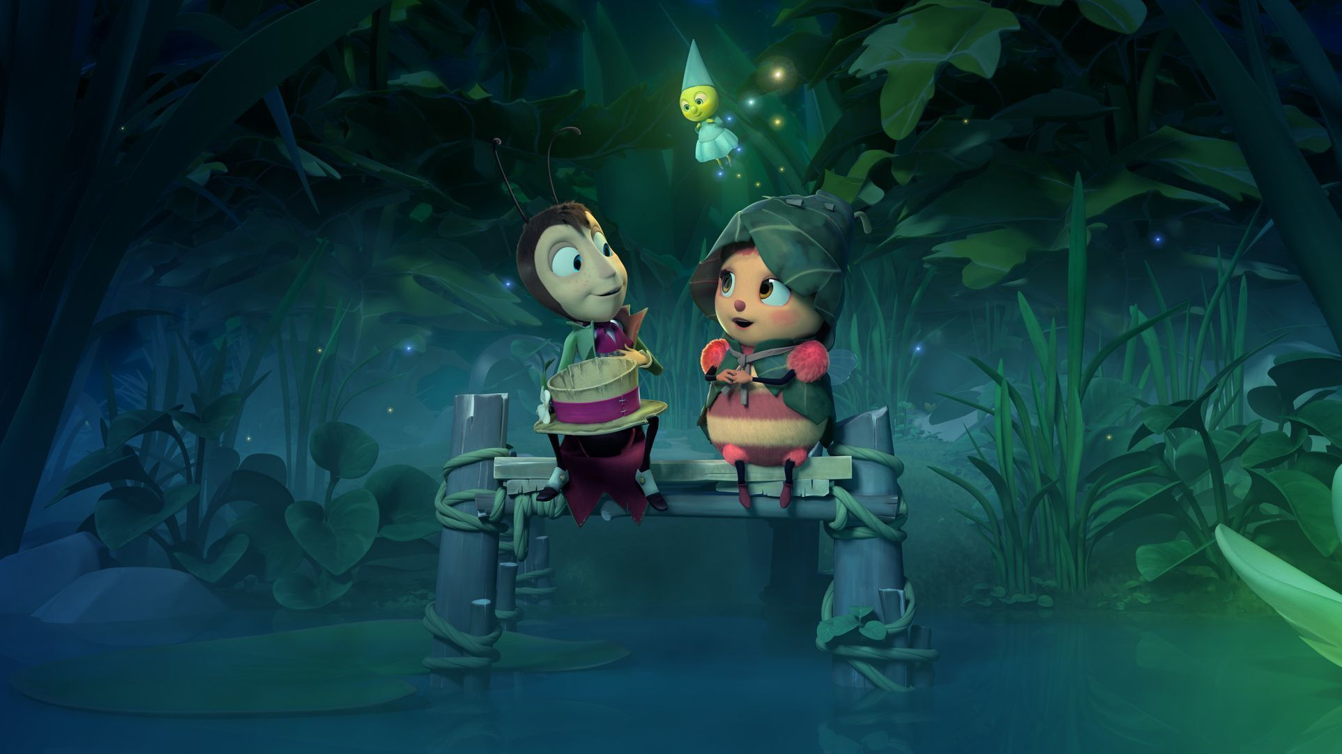 Review: Animated import 'Tall Tales' may cause even the little ones to nod off