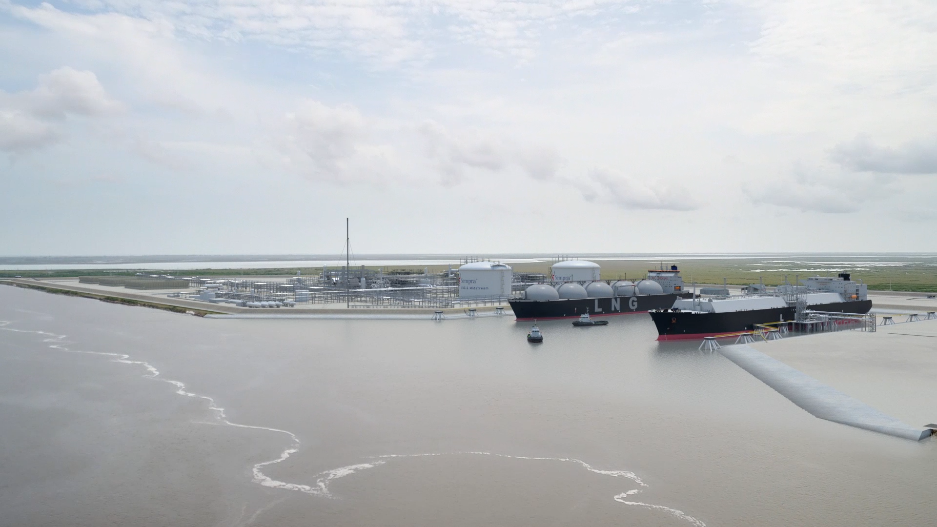 Saudi Arabia said to be interested in Sempra LNG project in Texas