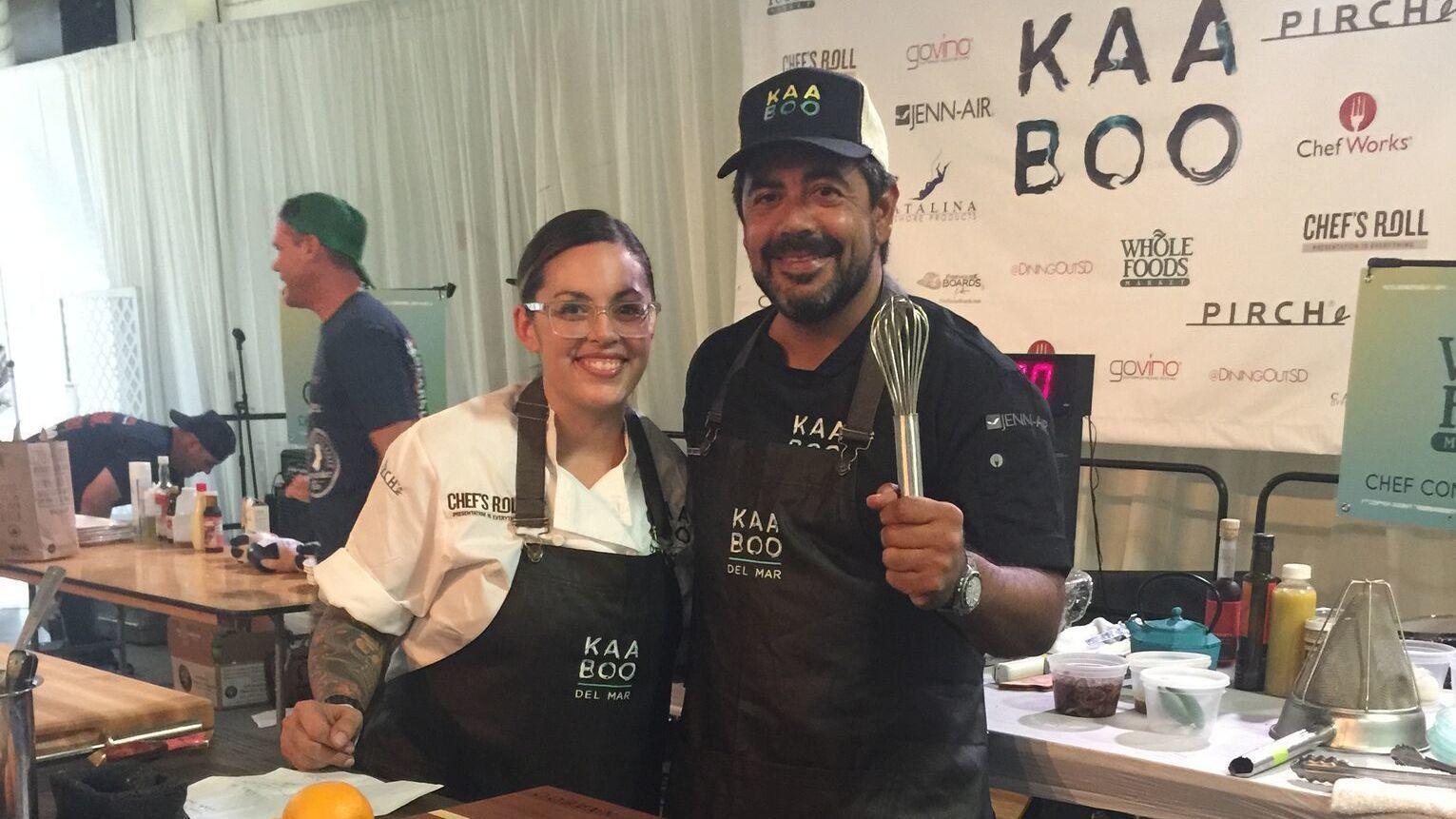 Javier Plascencia to cook at El Jardín for a special Bracero reunion