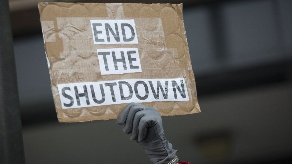 The shutdown fight is about winning and losing, not what's best for this country
