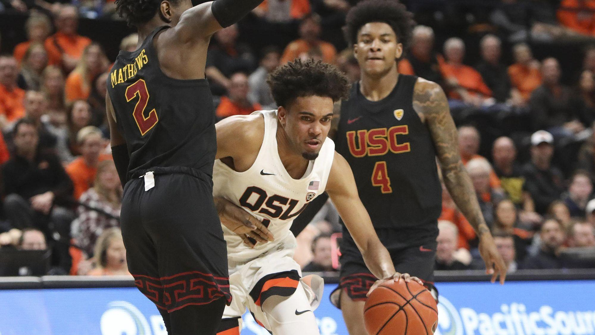Boatwright's career night isn't enough as USC comes up short in overtime against Oregon State