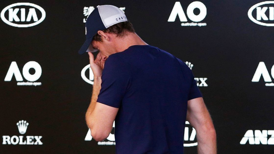 Andy Murray says hip injury may force him to retire after the Australian Open