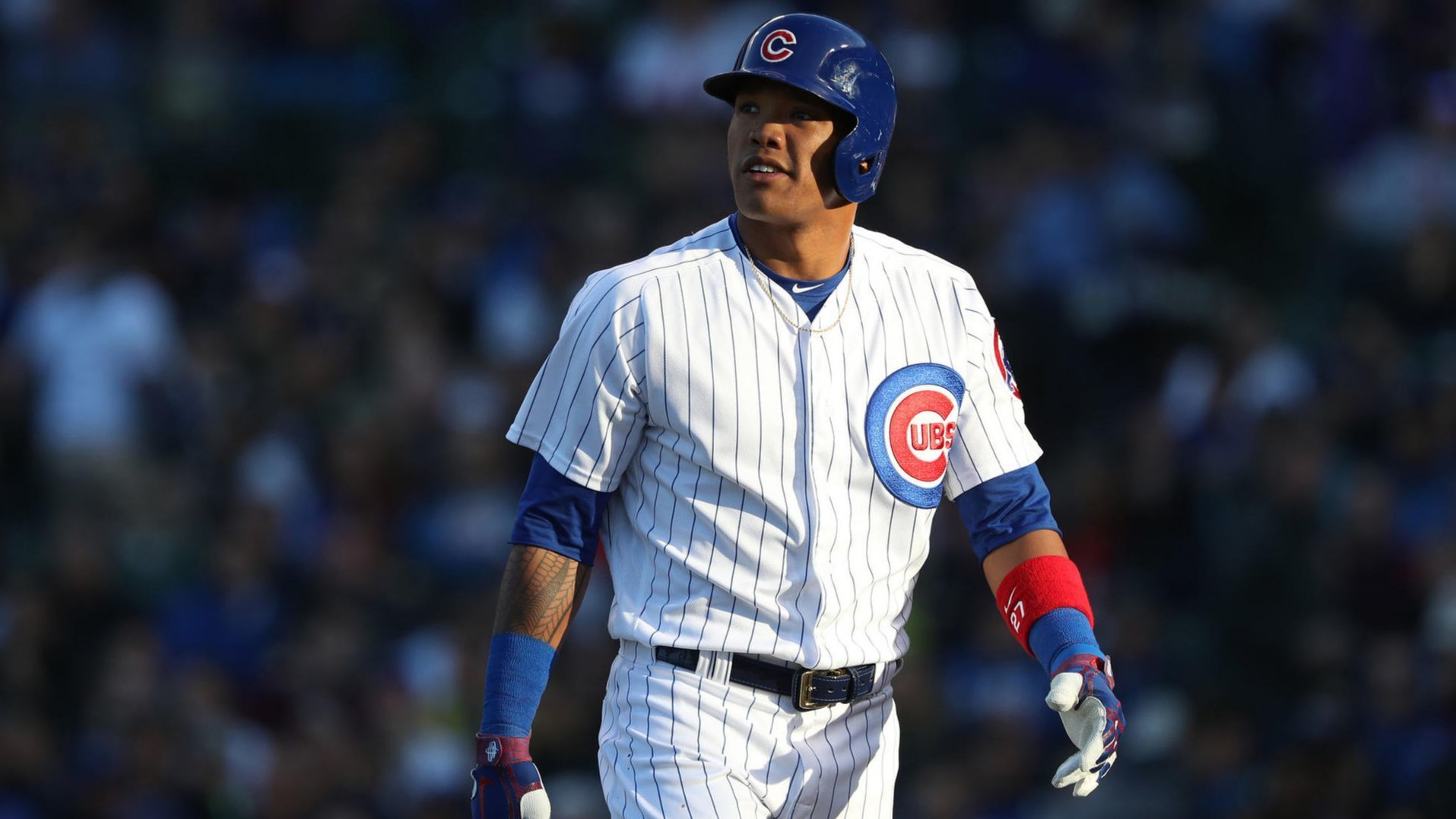Cubs and White Sox avoid arbitration as Kris Bryant, Javier Baez and Jose Abreu among 11 to sign