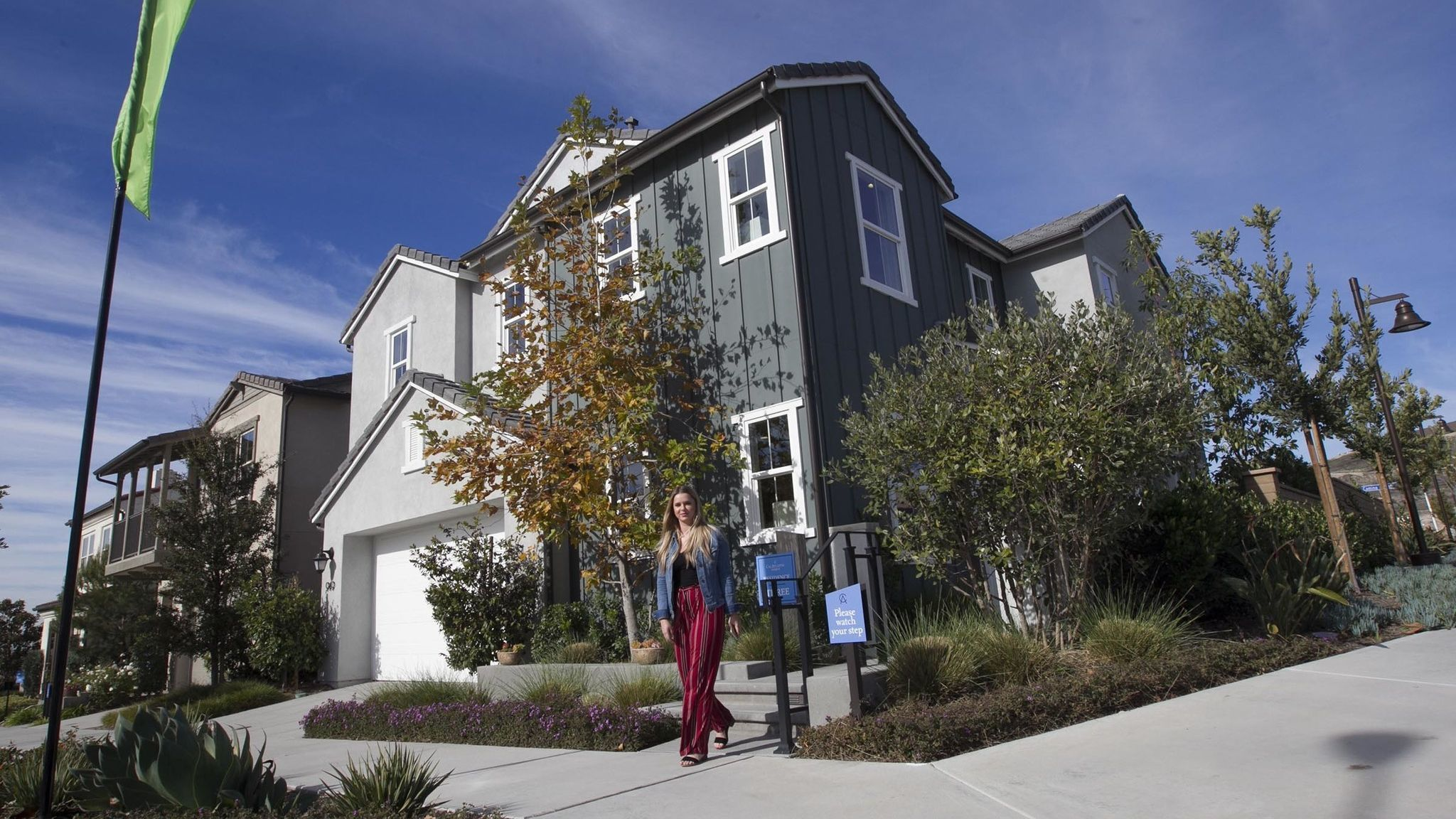 Is San Diego County done building single-family homes?
