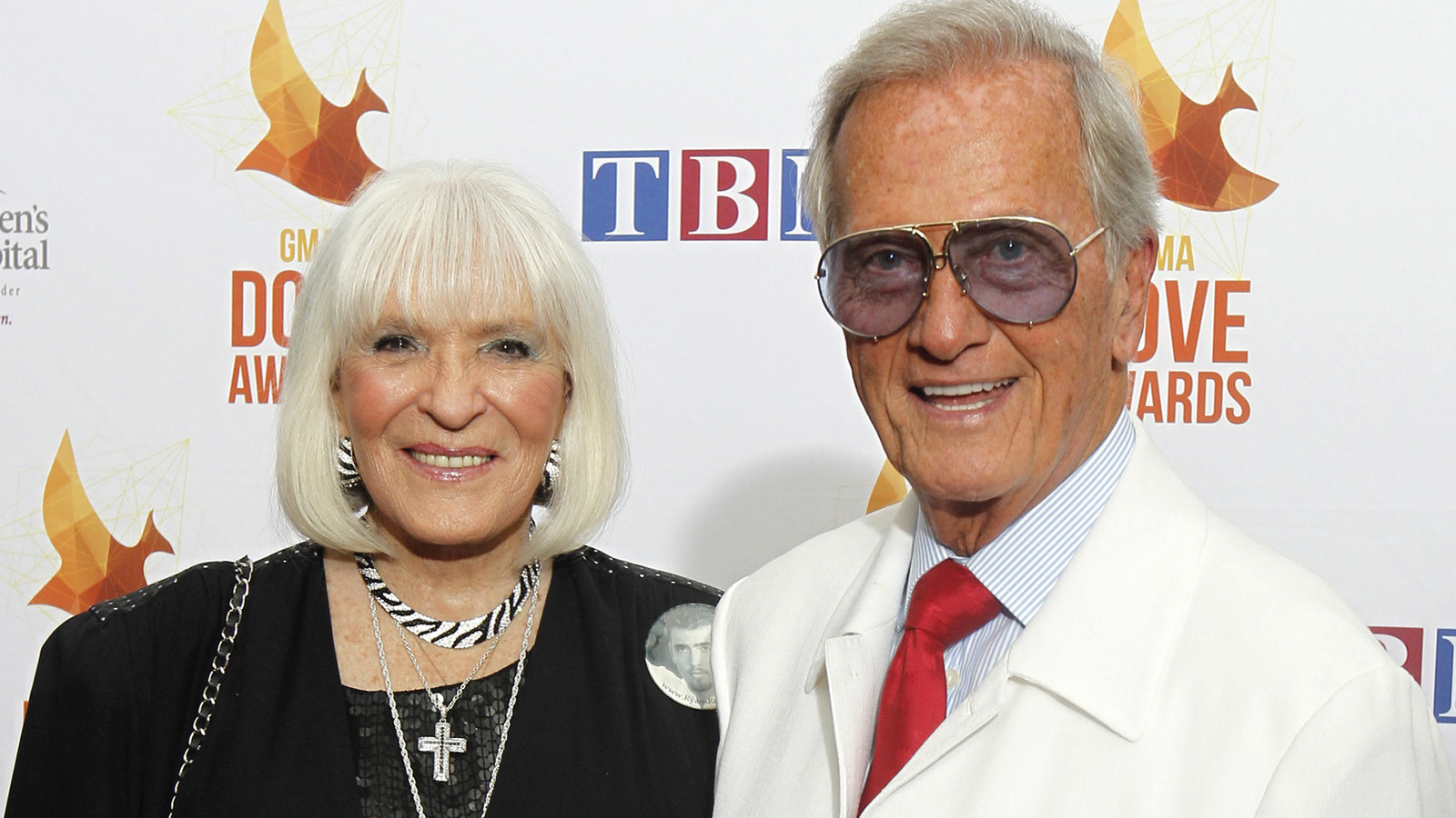 Shirley Boone, philanthropist and wife of Pat Boone, dies at 84