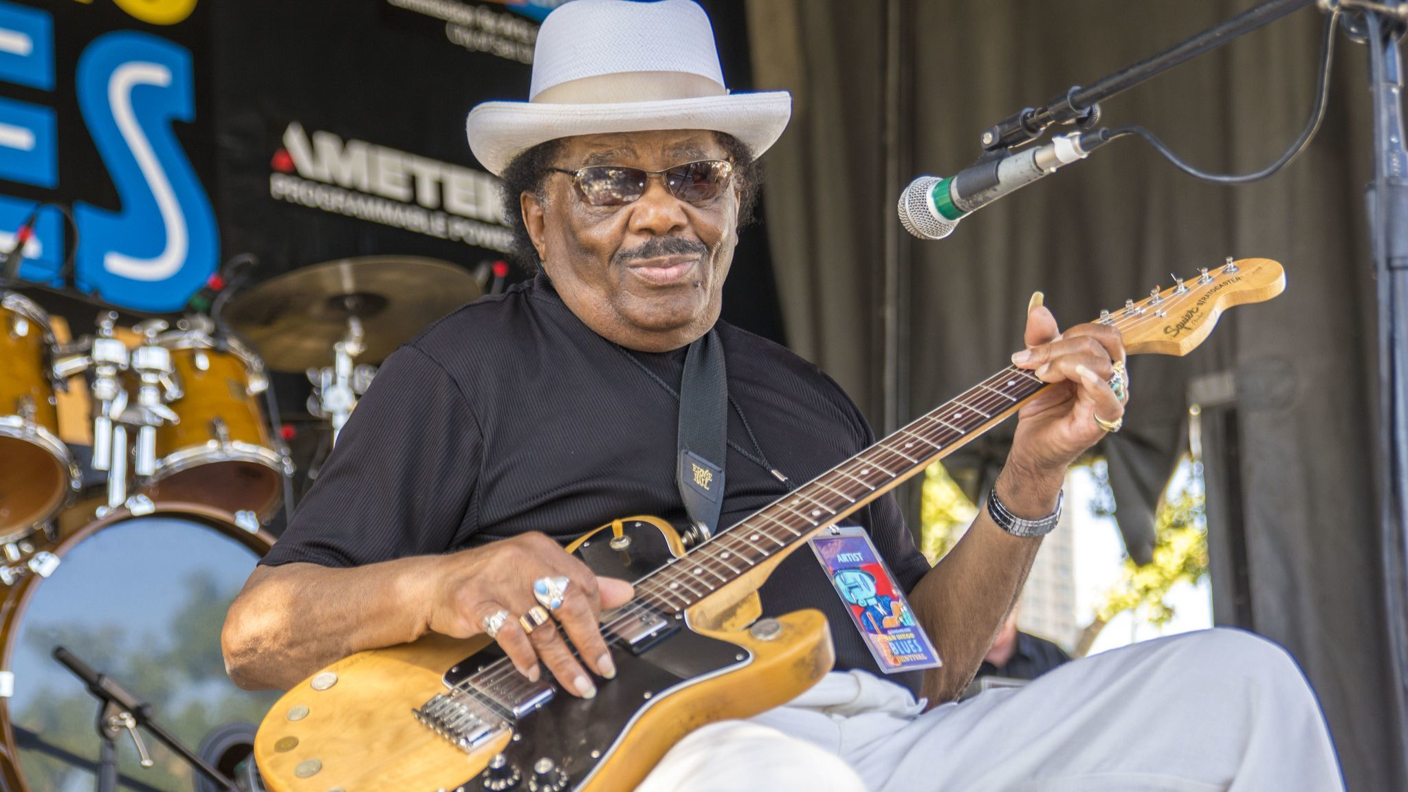 As Tomcat Courtney, San Diego's 'godfather of the blues,' nears his 90th birthday, a community celebrates his accomplishments