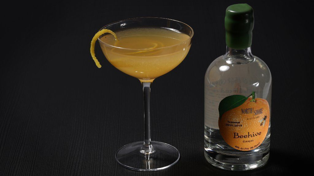 Curacao is curacao, right? Chicago's North Shore Distillery steps in with artisan version