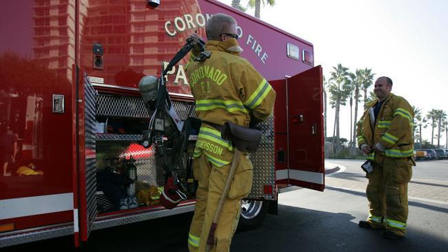 Two-alarm fire causes $450K in damage to historic Coronado hotel